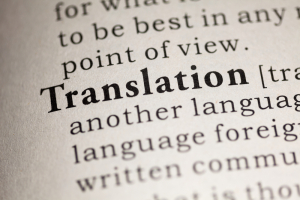 You can rely on our document translation in a range of technical and commercial fields by Languages for Life